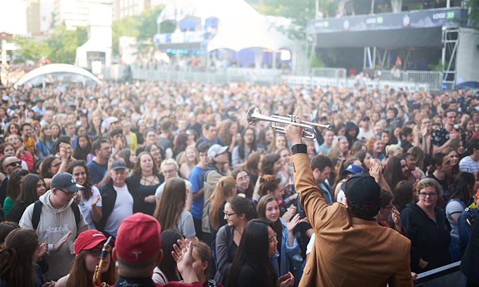 11 Days Of Music And Celebration For 40 Years Of The Festival International De Jazz De Montréal