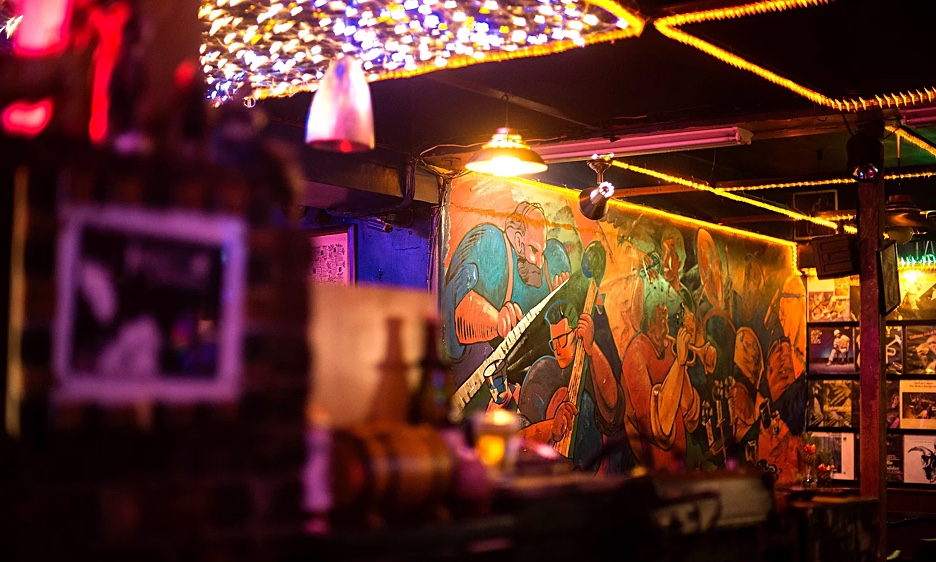 Taiwan's Blue Note Taipei: Jazz Mainstay For Locals And Expats Alike