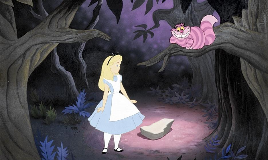 """Alice In Wonderland"" by Sammy Fain and Bob Hilliard"