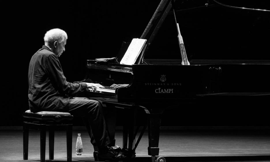 Abdullah Ibrahim al Roma Jazz Festival