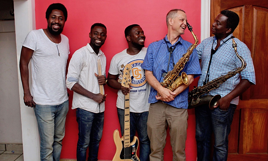 Benjamin Boone: The Poetry of Jazz and the Ghanaian Connection