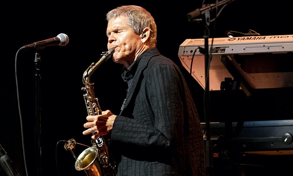 David Sanborn: The Curtain Rises on Sanborn Sessions