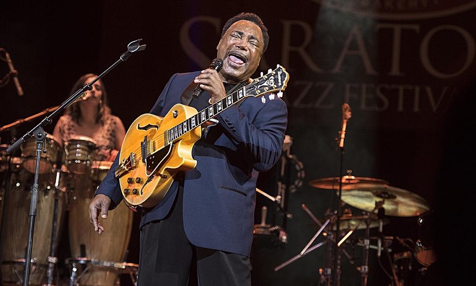 Freihofer's Saratoga Jazz Festival 2019