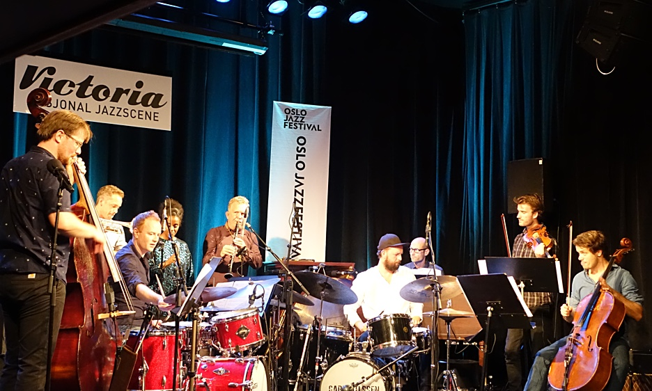 Oslo Jazz Festival 2018