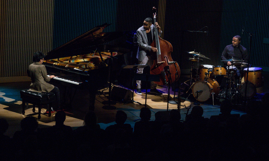Joey Alexander Trio With Chris Potter at SFJAZZ