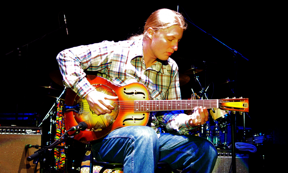 Derek Trucks: Moving Forward, Back Where He Started