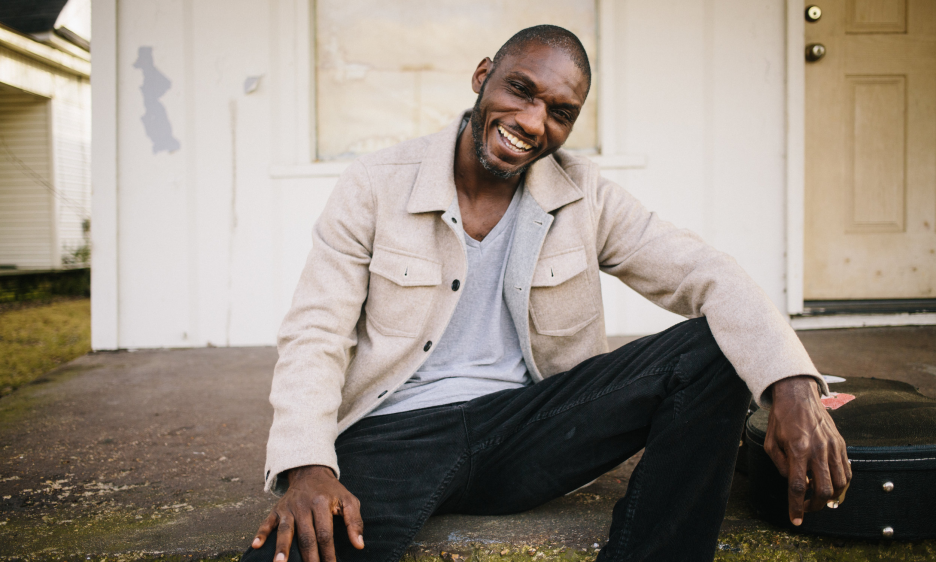 Grammy Nominee The Cedric Burnside Project Drops New Release On February 12 Entitled Backwater Blues