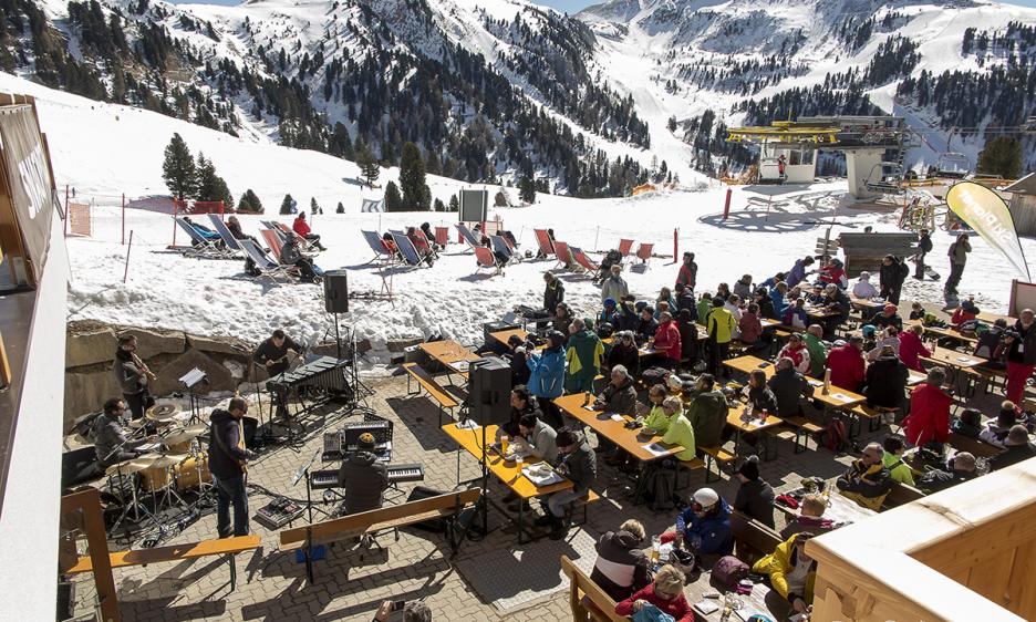 Dolomiti Ski Jazz - XXII Edizione