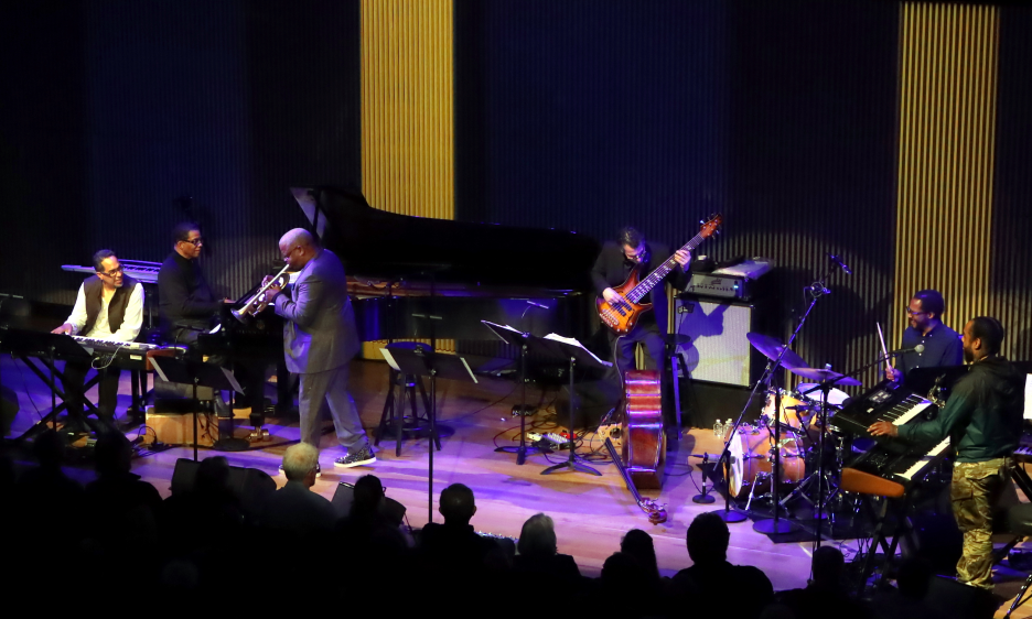 Wayne Shorter Celebration With Herbie Hancock and Terence Blanchard at SFJAZZ Center