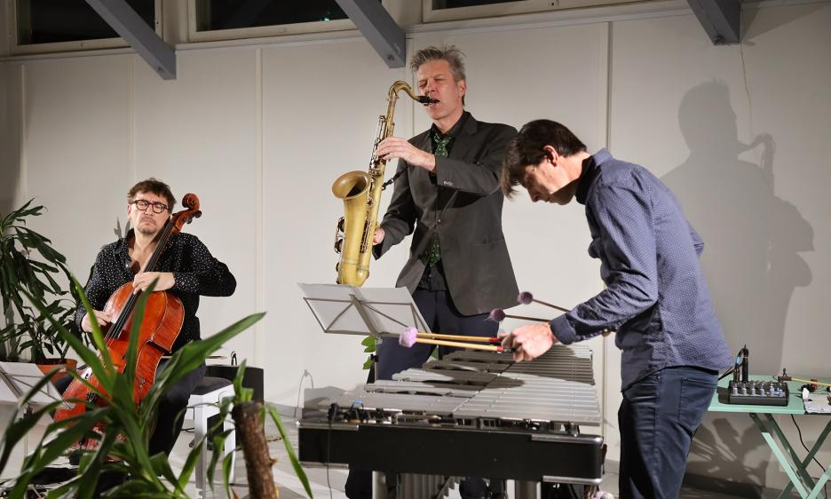 December jazz in Helsinki