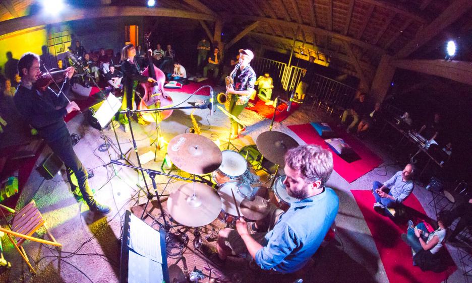 Novara Jazz: Improveu e la musica nel Parco del Ticino