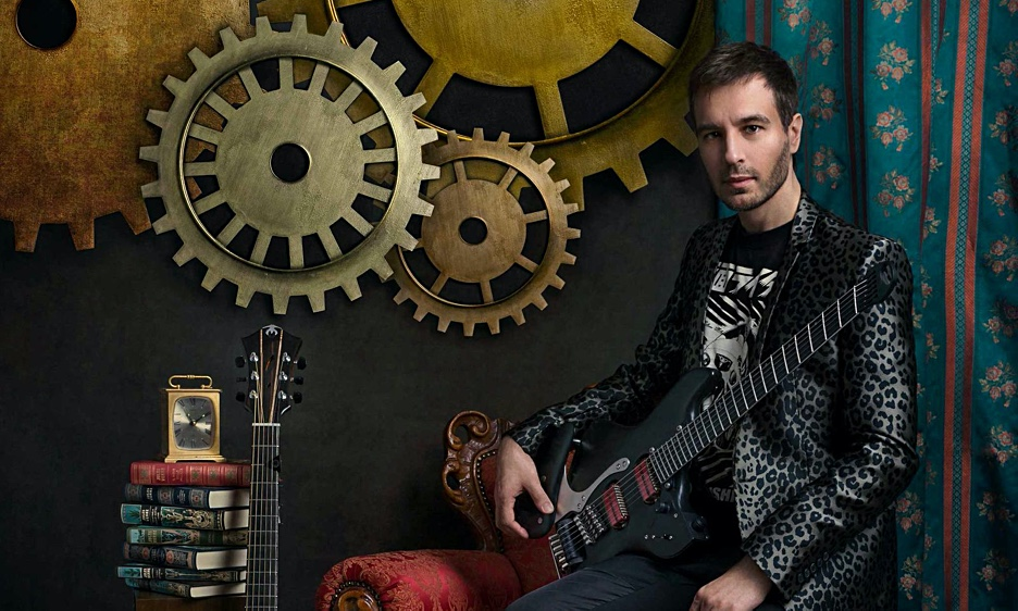 Fabio Mittino at Keep Music Live Project