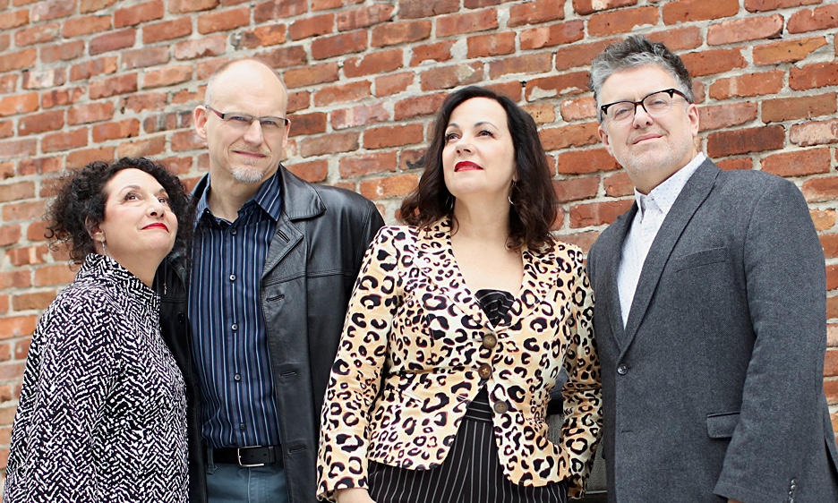 """New York Voices Celebrate 30 Years Of Singing Together With """"Reminiscing In Tempo,"""" Due Aug 16 From Origin Records"""