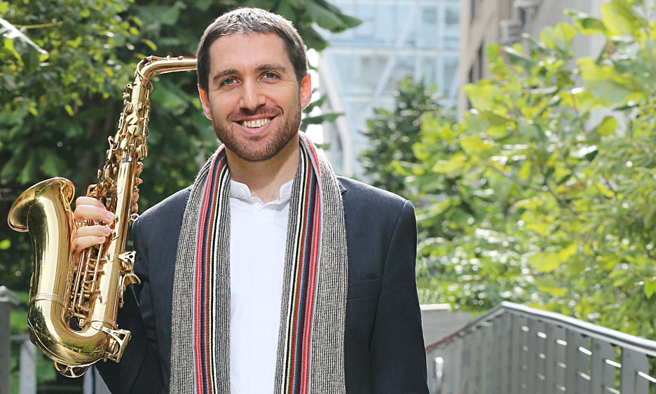 Saxophonist And Composer Dean Tsur Carefully Crafts A Montage Of Memoirs With 'Moments Of Inspiration' As He Reflects On Seven Years Of Music
