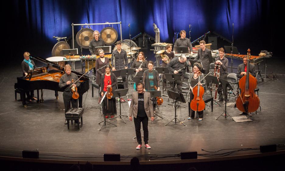Festival International de Musique Actuelle de Victoriaville 2018, Part 1