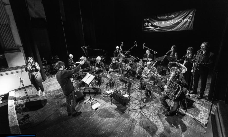 Open Papyrus Jazz Festival 2018