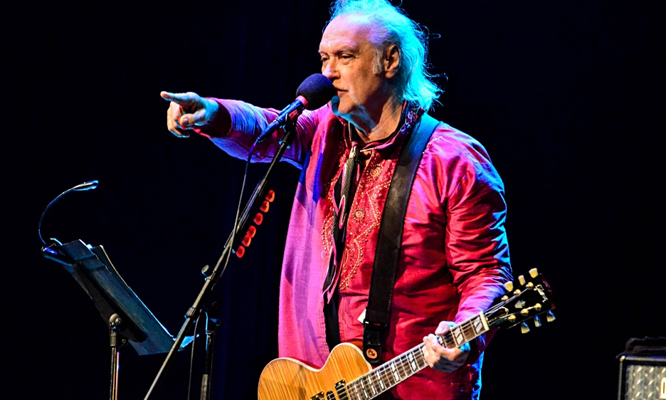Dave Davies at The Space at Westbury