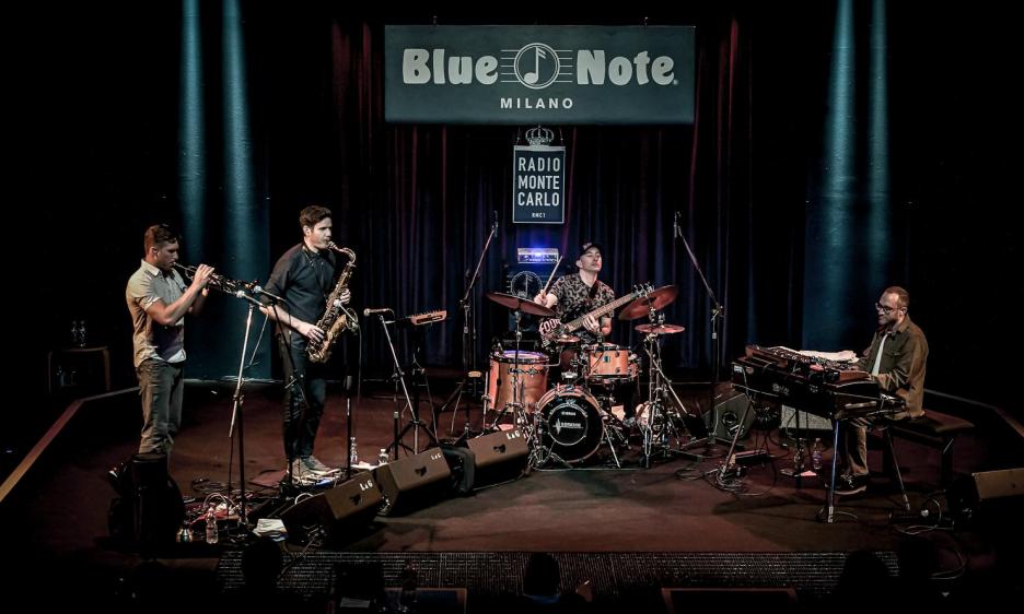 Kneebody al Blue Note di Milano