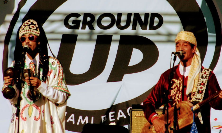 The GroundUp Music Festival 2019
