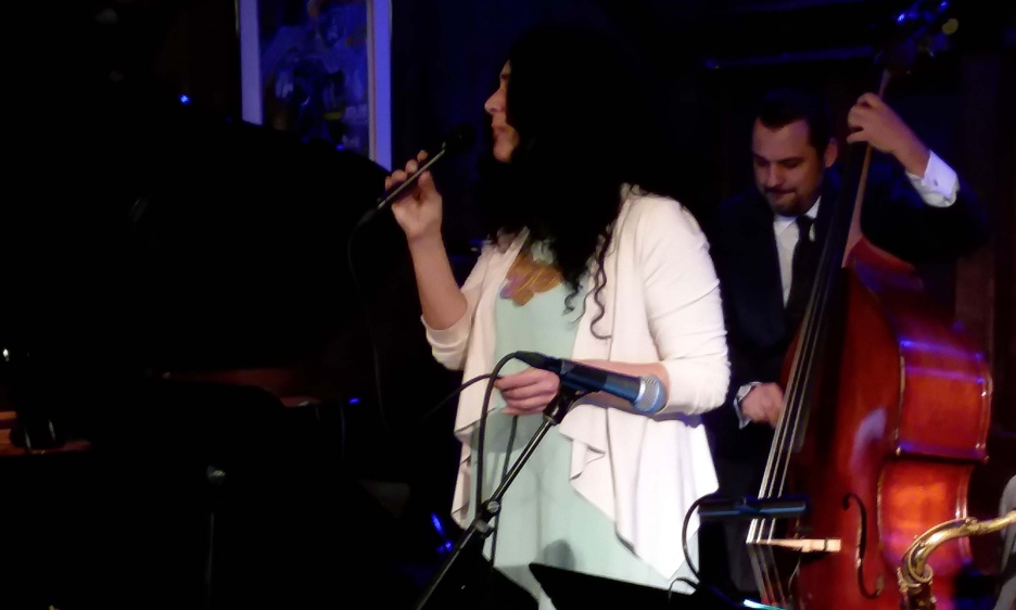 Joanna Pascale at Chris' Jazz Cafe