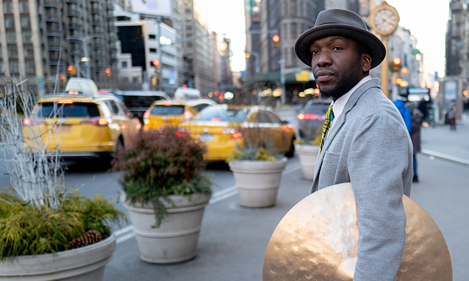 Drummer-Composer Reggie Quinerly Examines His Relationship With The City That Never Sleeps On 'New York Nowhere,' Set For March 12 Release