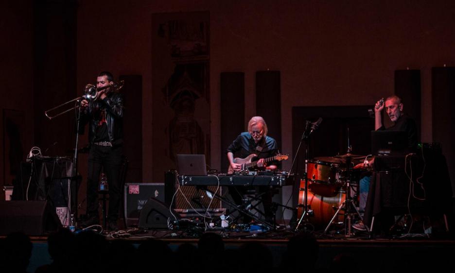 Aarset/Rabbia/Petrella Trio e Camilla Battaglia alla Sala Vanni di Firenze