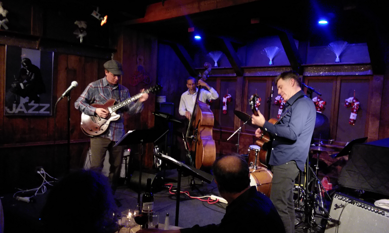 Kurt Rosenwinkel at Chris' Jazz Café