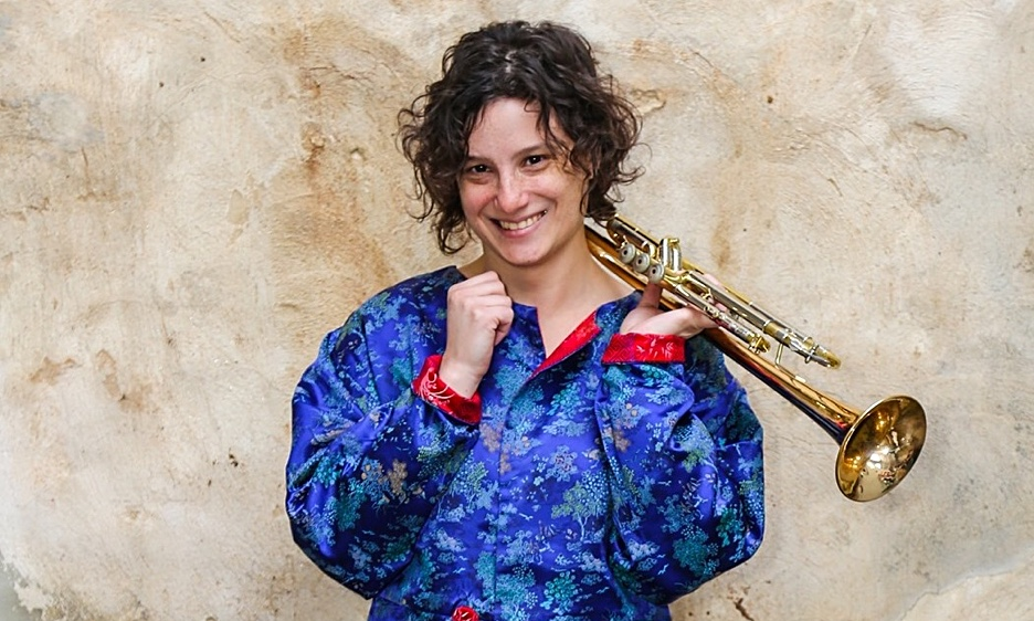 20 Seattle Jazz Musicians You Should Know: Samantha Boshnack