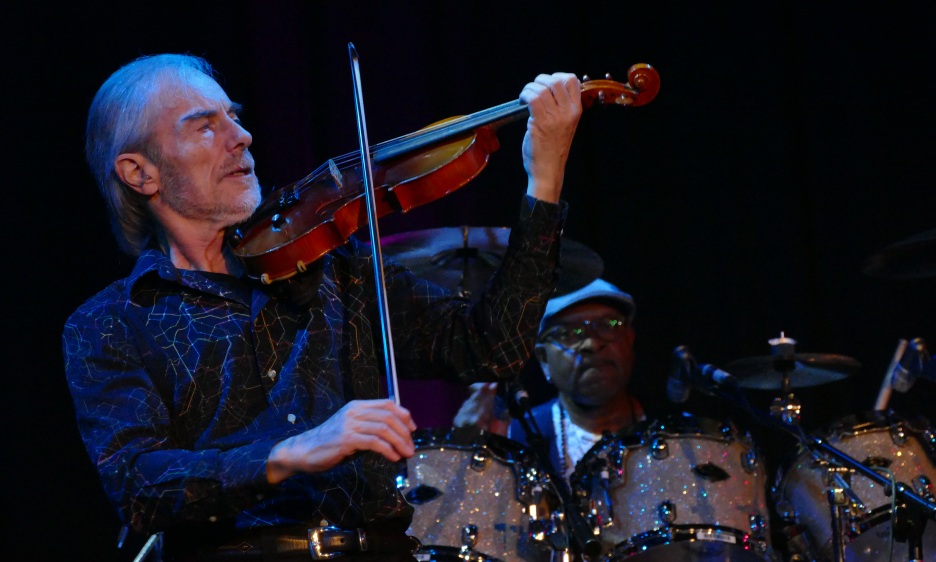 Jean-Luc Ponty at The Cabot
