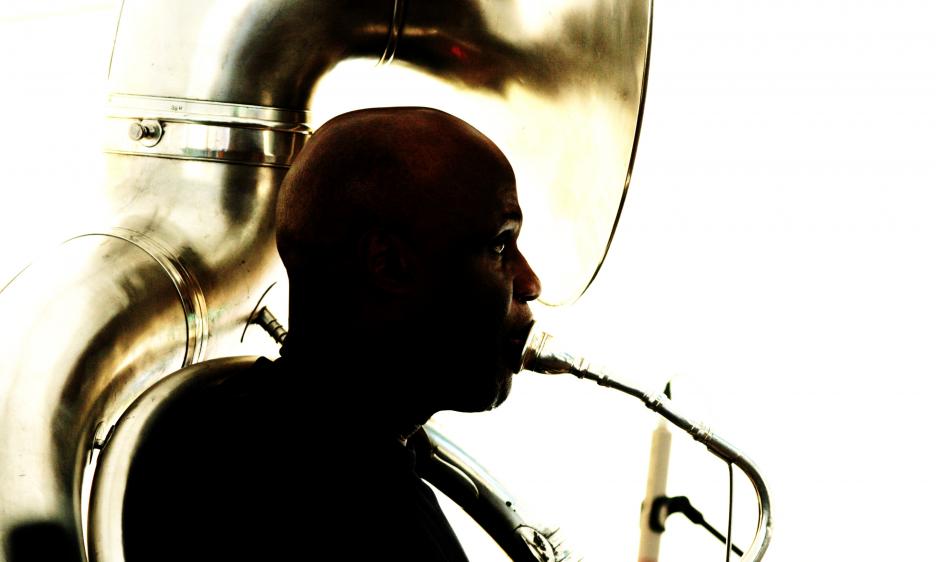 Joseph Daley: Tuba Maestro!