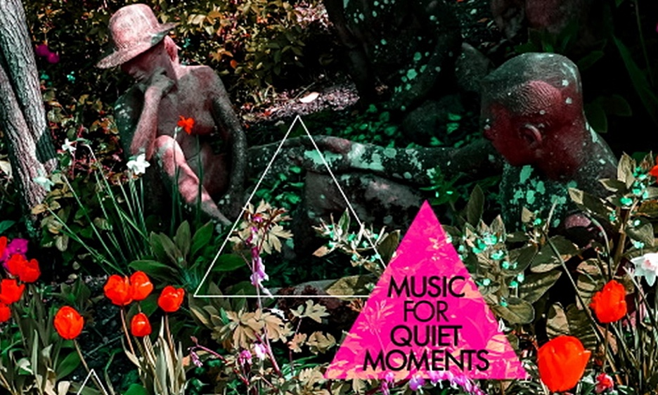 DGM Records Launches Robert Fripp 'Music For Quiet Moments Series'
