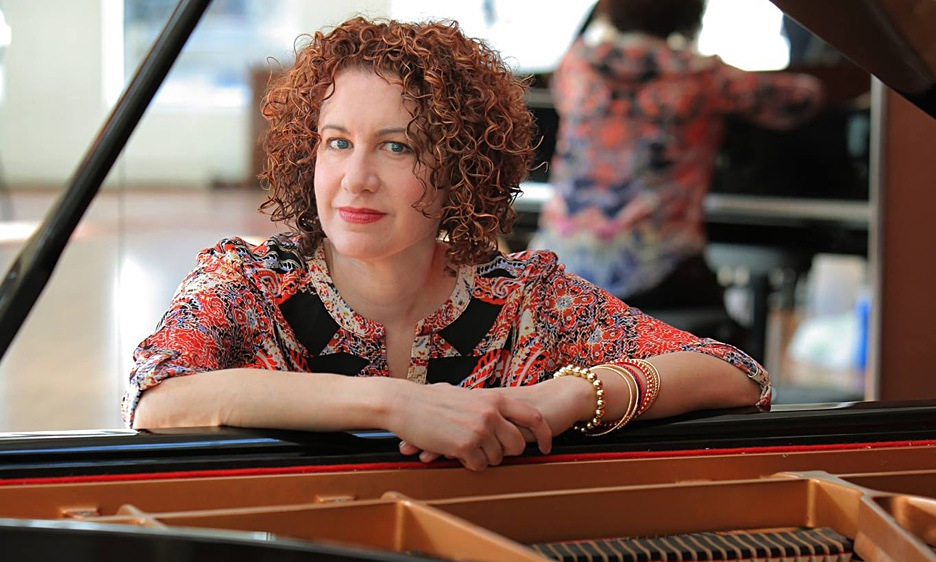 "Pianist Roberta Piket Showcases The Composing Talents Of Husband/Collaborator Billy Mintz On ""Domestic Harmony: Picket Plays Mintz,"" Due Dec. 6"
