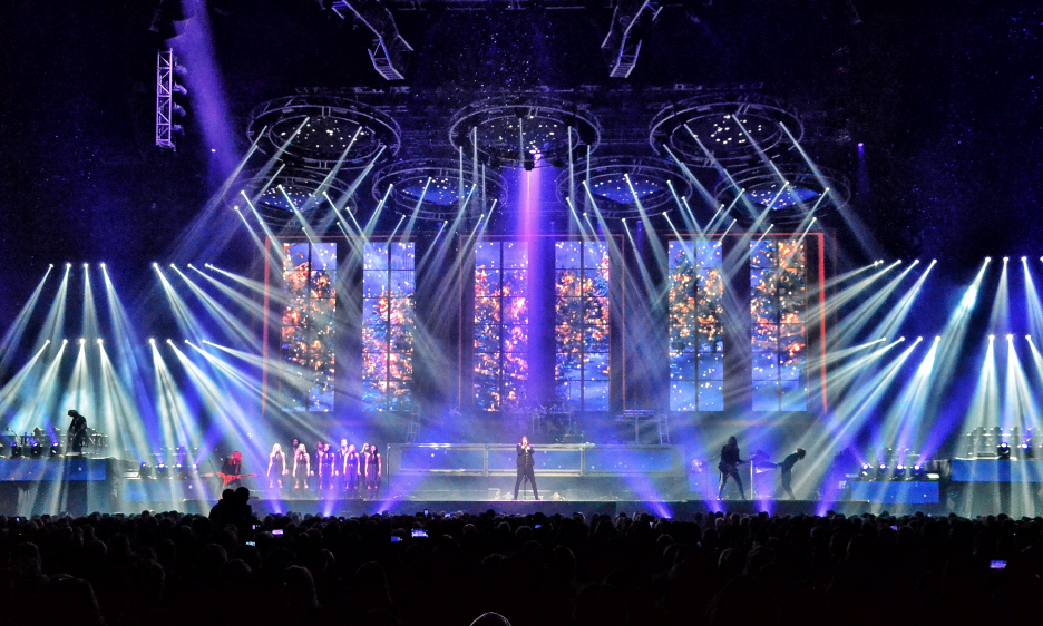 The Trans-Siberian Orchestra at The NYCB Live at the Nassau Veterans Memorial Coliseum