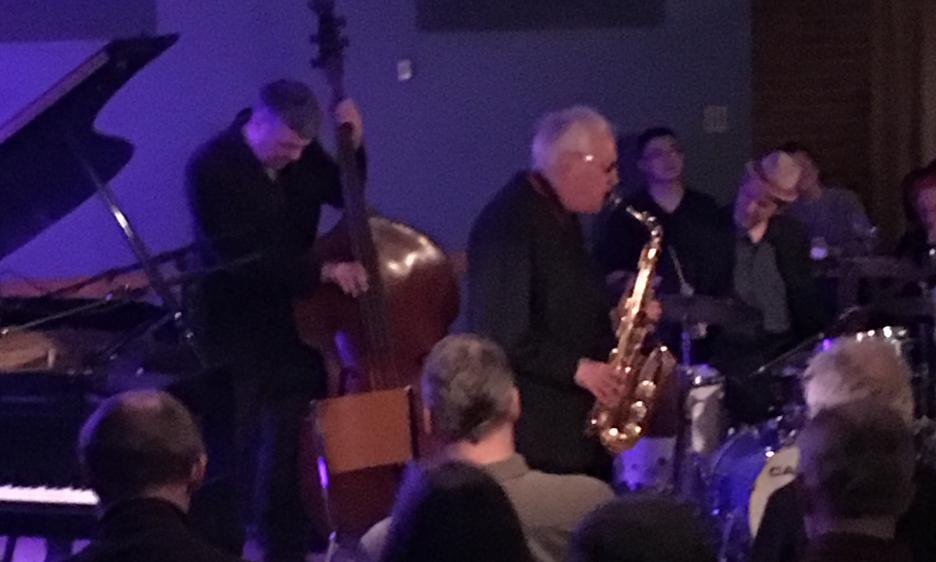 Lee Konitz 90th Birthday Celebration at Regatta Bar