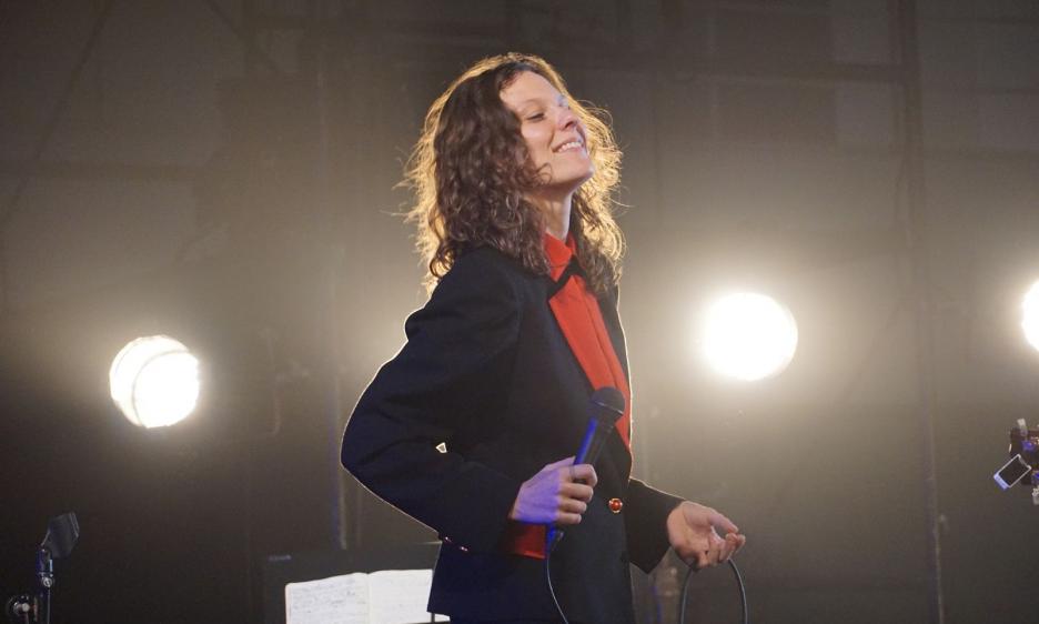 Meet Vocalist Lucy Wijnands