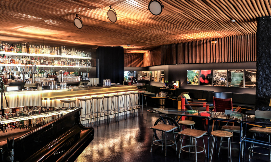 Sam First:  L.A.'s Hottest and Coolest New Jazz Haunt