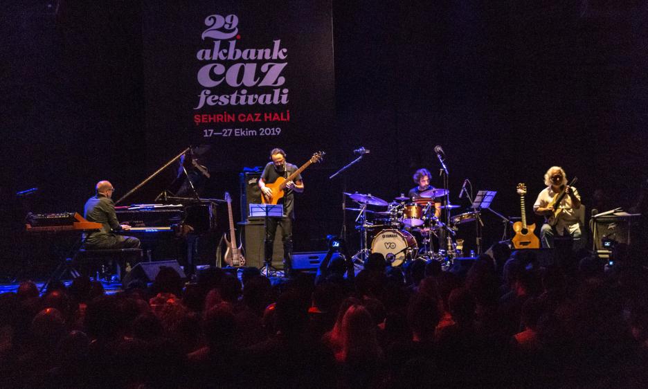 AkBank Jazz Festival 2019