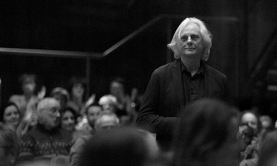 Manfred Eicher: ECM 50 at Centre Culturel Flagey, Brussels