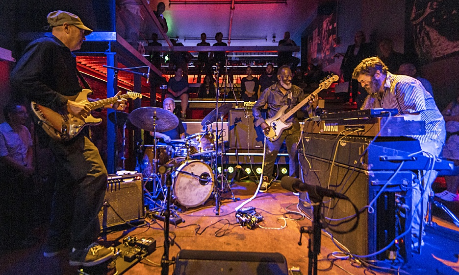 SPHERES at Nublu 151