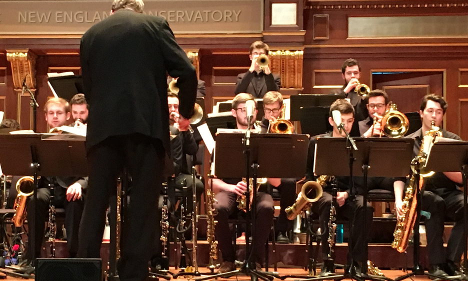 Bob Brookmeyer Celebration at New England Conservatory