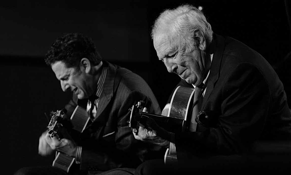 Bucky Pizzarelli: Remembering Family Rhythms On The Roads Of New Jersey