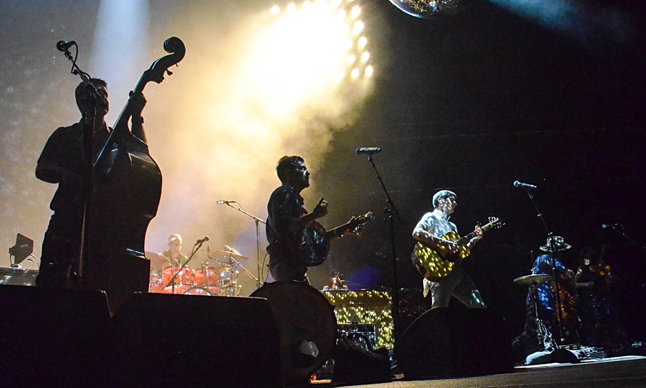The Avett Brothers with special guest Lake Street Dive at The Barclays Center