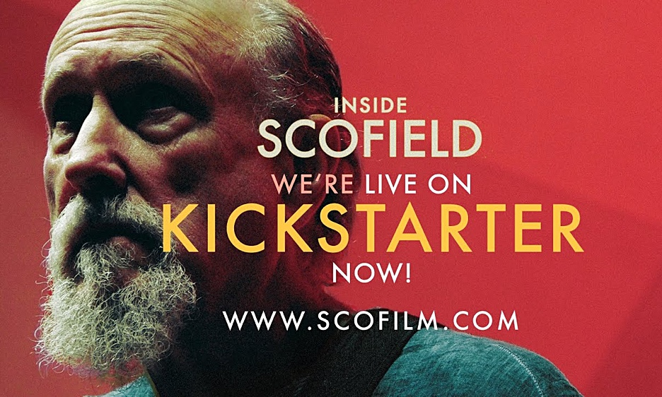 INSIDE SCOFIELD: A film about master guitarist and jazz legend John Scofield