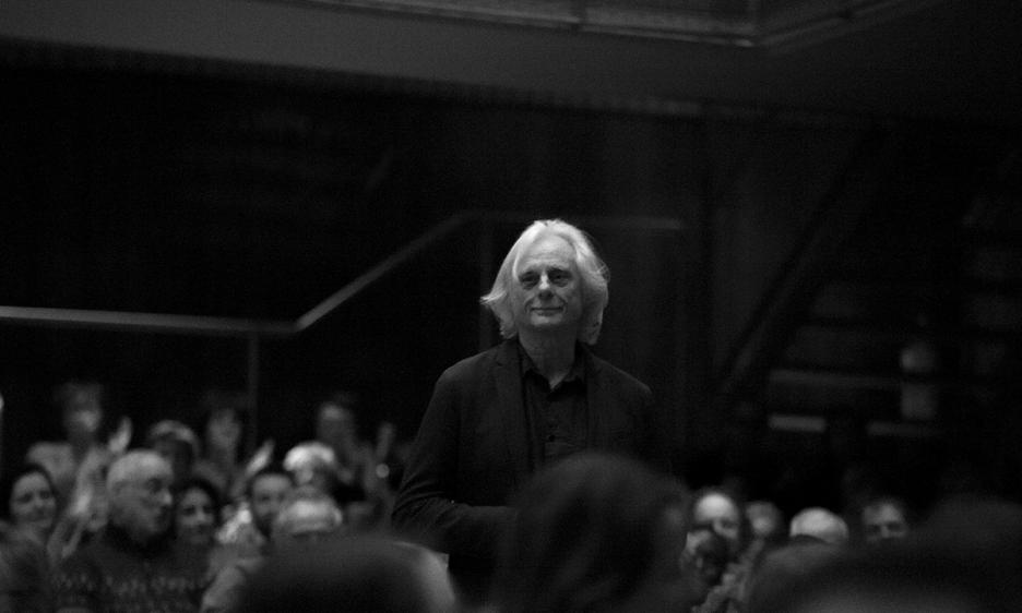 Manfred Eicher - L'uomo che fa accadere la musica: ECM 50 a Flagey, Bruxelles