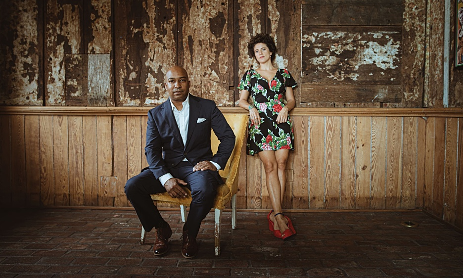 Adonis Rose, New Orleans Jazz Orchestra, & Vocalist Cyrille Aimee Explore New Orleans' French Connection On New CD 'Petite Fleur'