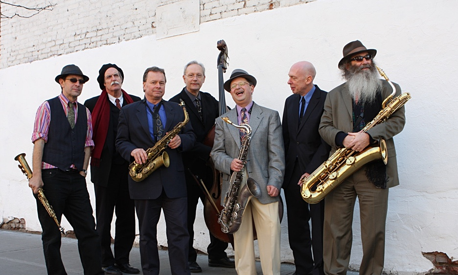 Microscopic Septet: Chance Meeting with the Future