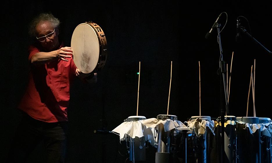 A Different Drummer, Part 3: Pino Basile & Mizuki Wildenhahn