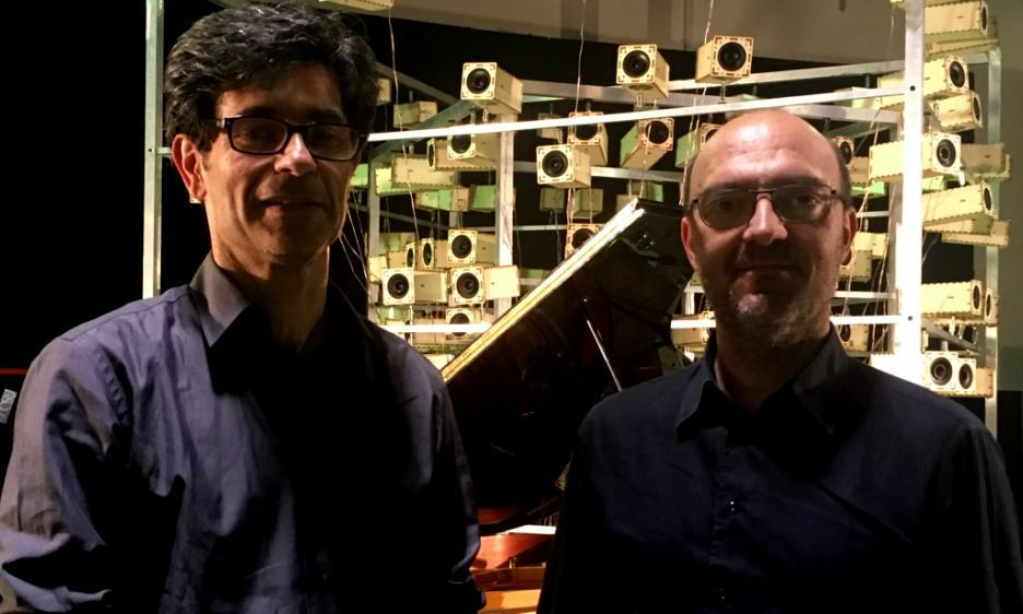 A dialogo con Giancarlo Mazzù e Luciano Troja