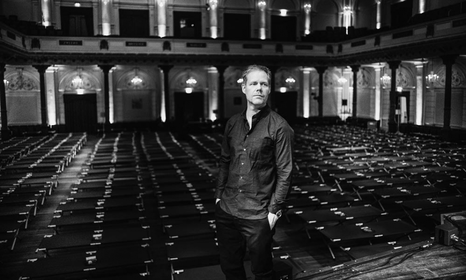 Max Richter: Creativity and Culture are Part of How Society Talks to Itself