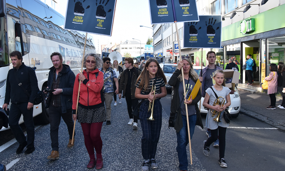 Reykjavik Jazz Festival 2018
